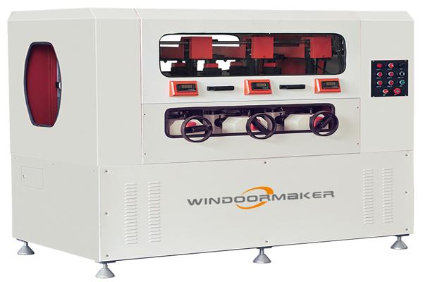 Hydraulic Rolling Compound Machine WMD-250×250