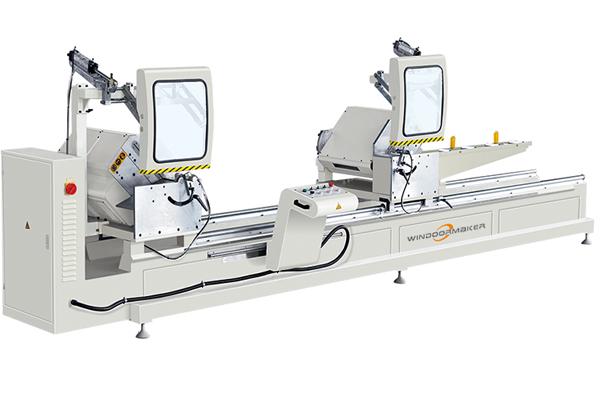 Double Head Precision Cutting Saw WMC2D-500×4200
