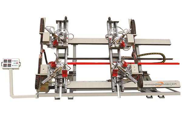 PVC ATC Four Head Vertical Welding Machine WMW4- 3000