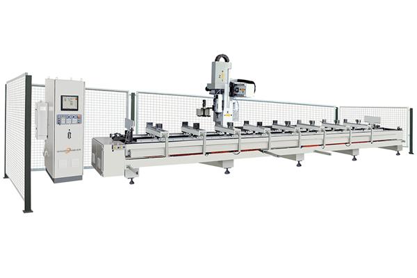 Aluminum Three Axis CNC Machining Center WM-CNC-7000