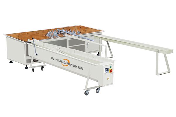 PVC Arch Bending Machine WMB-1800