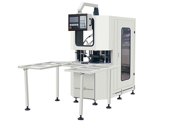 CNC Corner Cleaning Machine WMC-CNC-120A