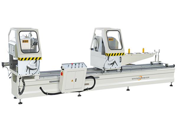 Precision Double Head Cutting Saw WMC2E-500X4200