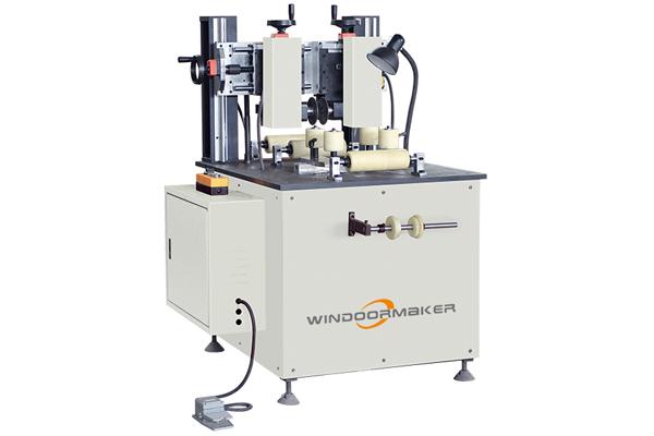 Knurling and Strip Inserting Machine WMK-200×250